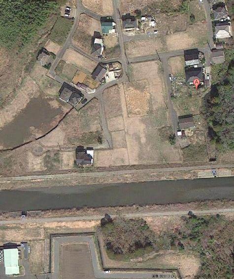 千葉県茂原市千沢543Google マップ100001-3