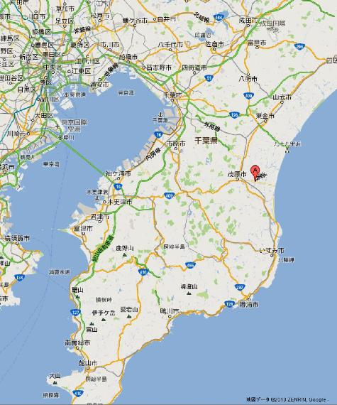 千葉県長生郡長生村 尼ヶ台総合公園 - Google マップ-00001-2