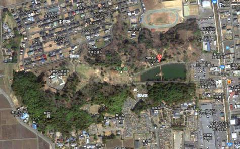 千葉県茂原市高師 茂原公園 - Google マップ-30001-2