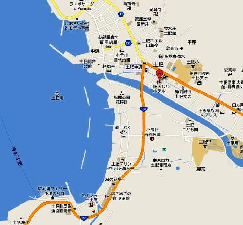 土肥ふじやホテル - Google マップ-20001-2