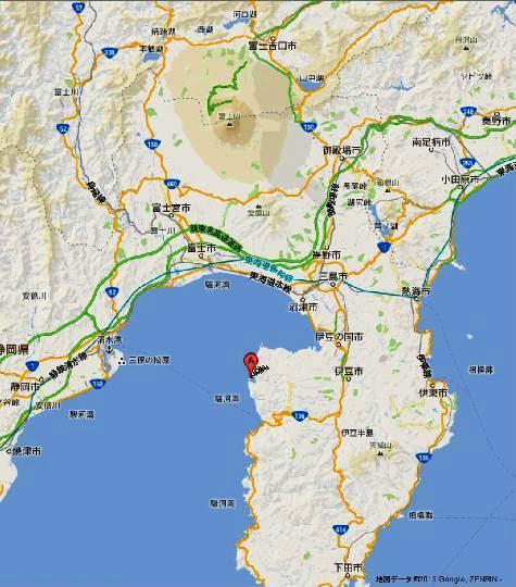 静岡県沼津市戸田御浜岬 - Google マップ0001