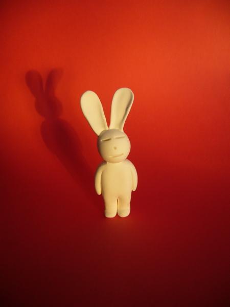 放心ウサギ
