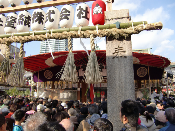 今宮戎神社の十日戎03