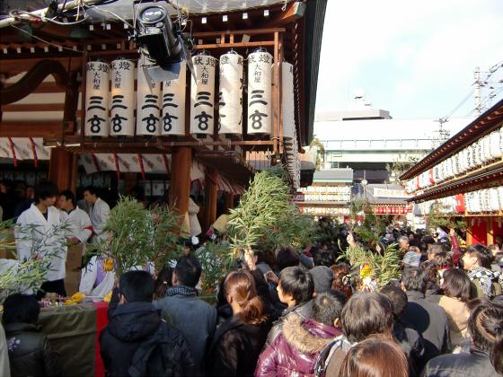 今宮戎神社の十日戎05