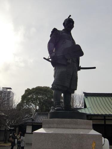 豊国神社で元日初詣03