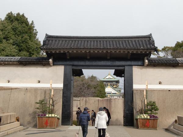 豊国神社で元日初詣09
