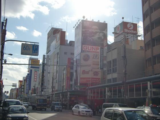 2011日本橋にて新年セール漁り04
