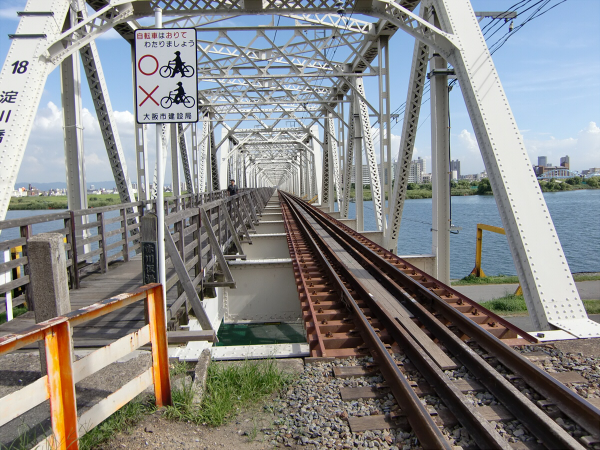 赤川橋梁城東貨物2