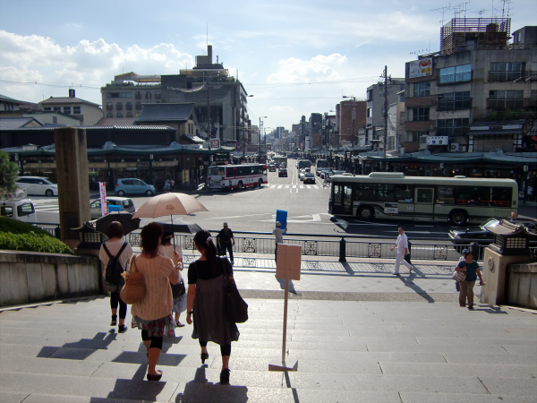 八坂神社とか3