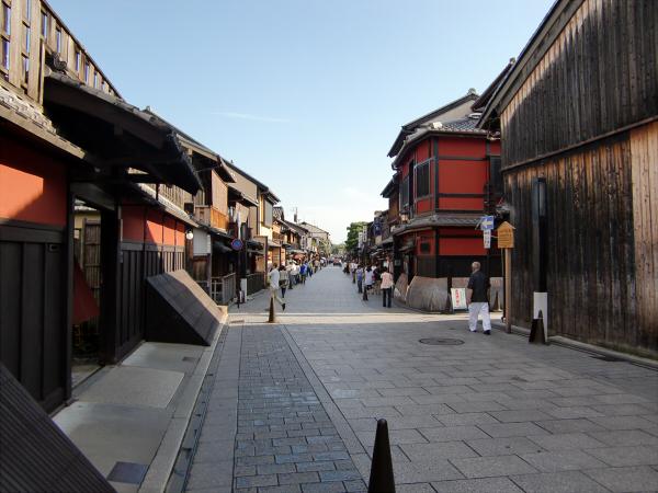 八坂神社とか4