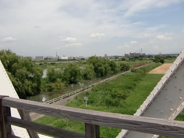 赤川橋梁城東貨物3