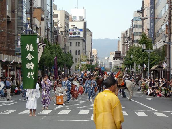 時代祭り1