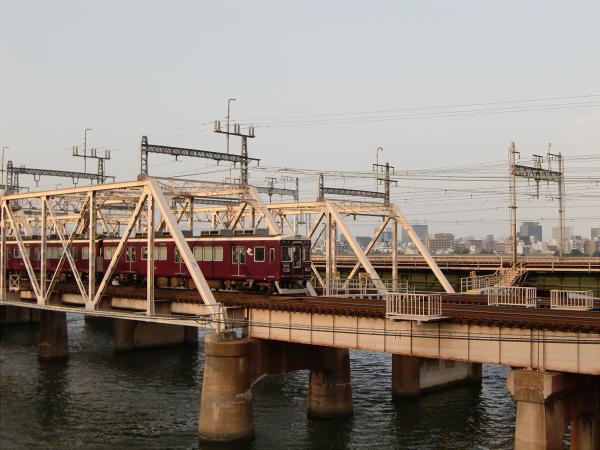 阪急電車1