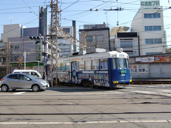 阪堺電車2-1
