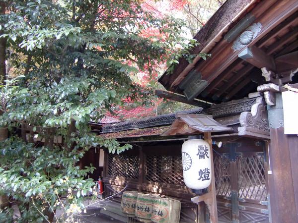 京都御所の神社4