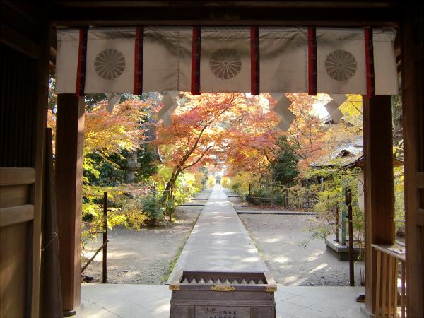 京都御所の神社6