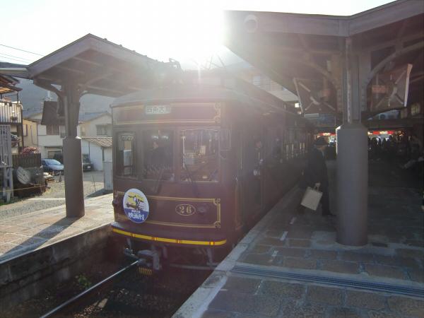 嵐山鉄道2