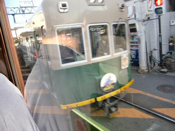 嵐山鉄道4