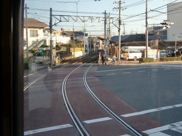 嵐山鉄道6