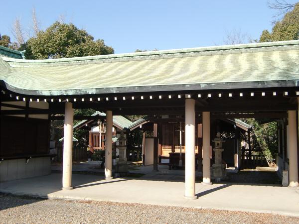 豊国神社等5