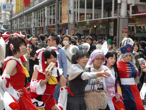 日本橋ストリートフェスタ写真3-1