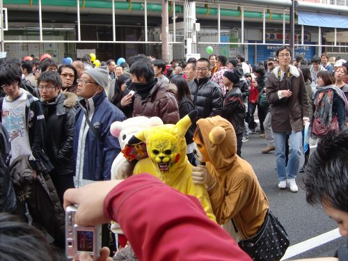 日本橋ストフェスコスプレ写真2-7