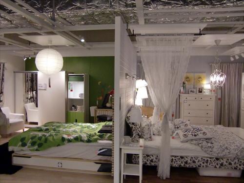 IKEAの店内の写真06