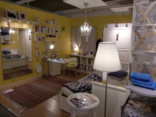 IKEAの店内の写真07