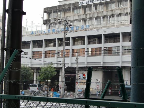JR新今宮駅~あいりん地区02