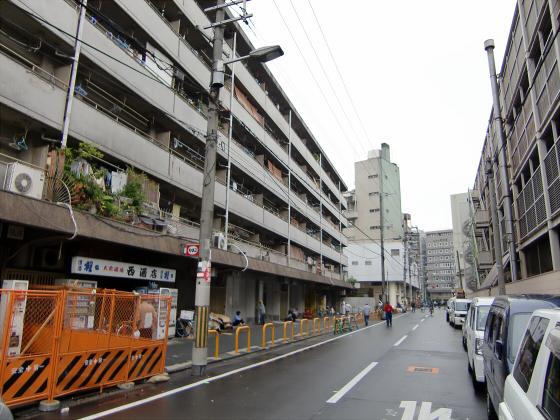 JR新今宮駅~あいりん地区07