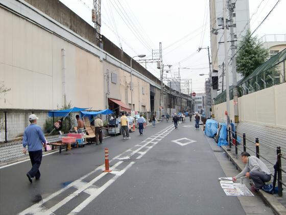 JR新今宮駅~あいりん地区09