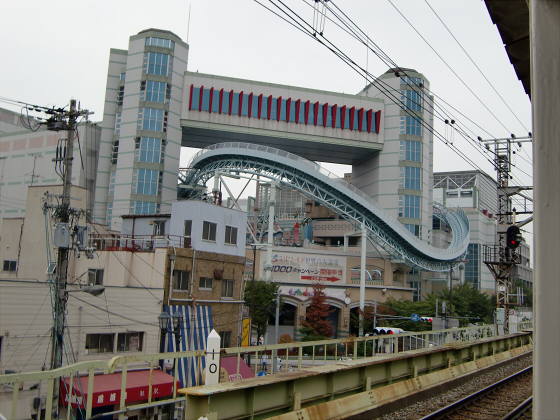 JR新今宮駅~あいりん地区11