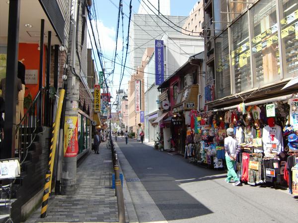 心斎橋アメリカ村周辺の風景写真1-3