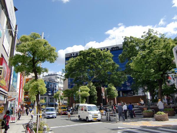 心斎橋アメリカ村周辺の風景写真1-4