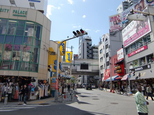 心斎橋アメリカ村周辺の風景写真1-5