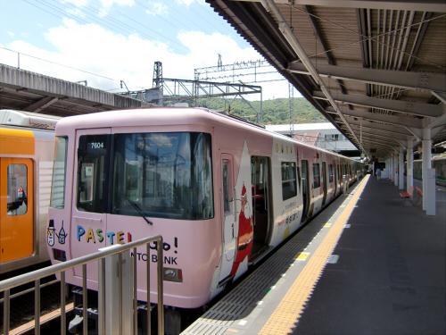 大阪市営地下鉄の写真を少しだけ6