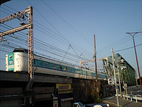 大阪付近の電車色々鉄道色々06