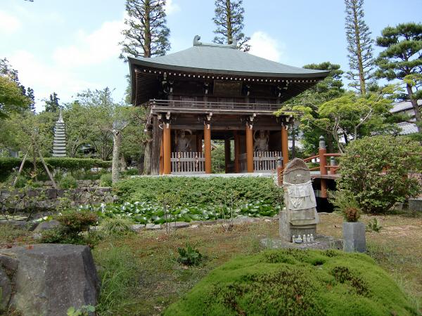 兵庫三田の永澤寺3-1