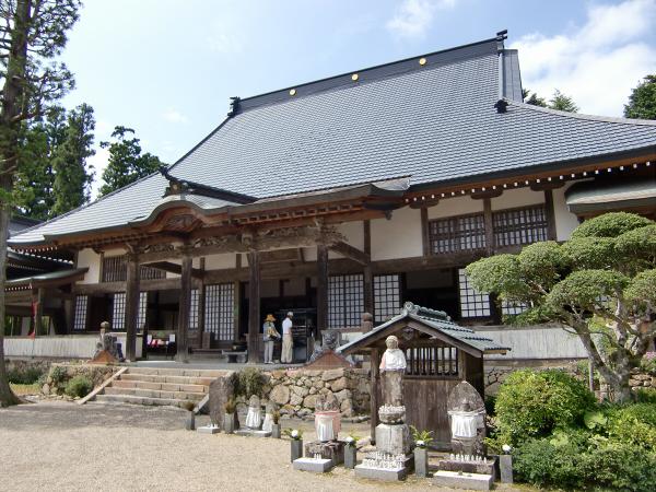 兵庫三田の永澤寺3-3