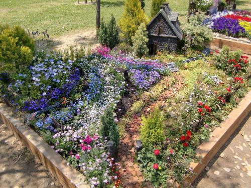 花博記念公園鶴見緑地の花壇12