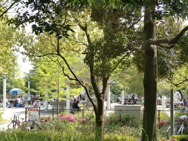 花博記念公園の風景写真1-2