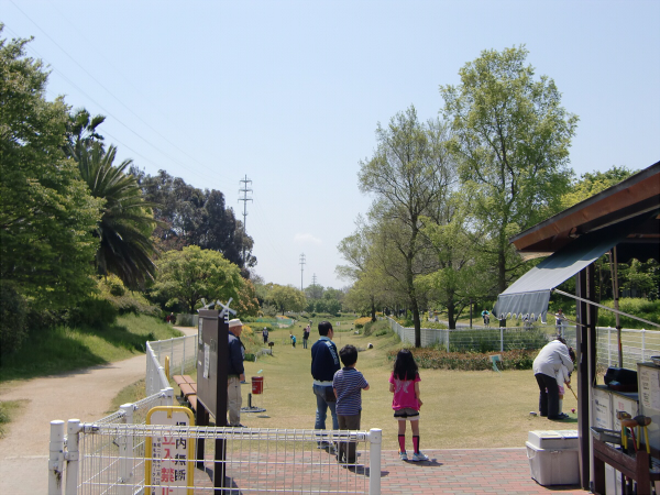 花博記念公園の風景写真1-4