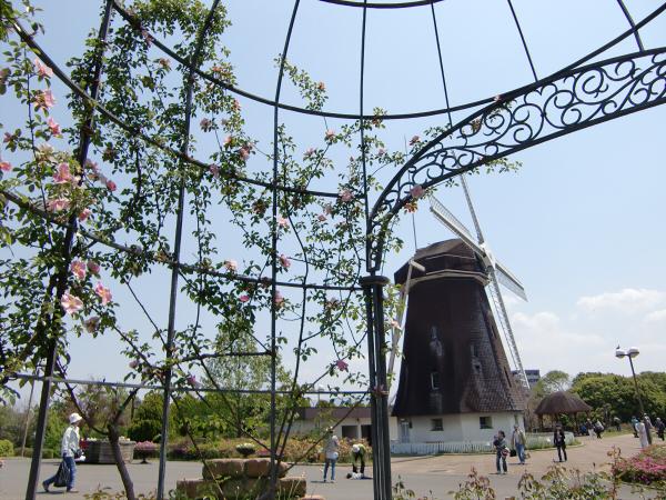 花博記念公園の風景写真2-4
