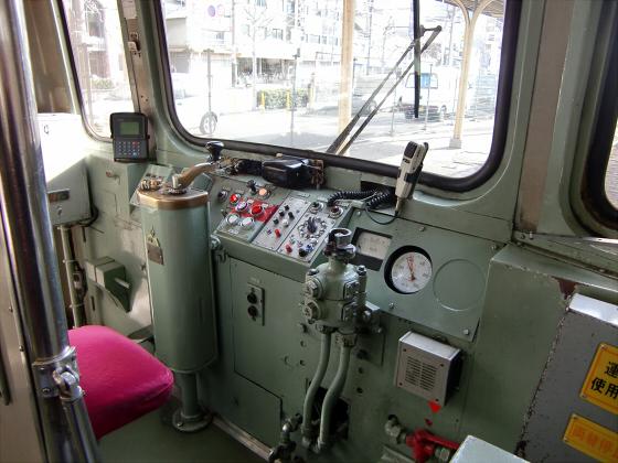 阪堺電車走行中04