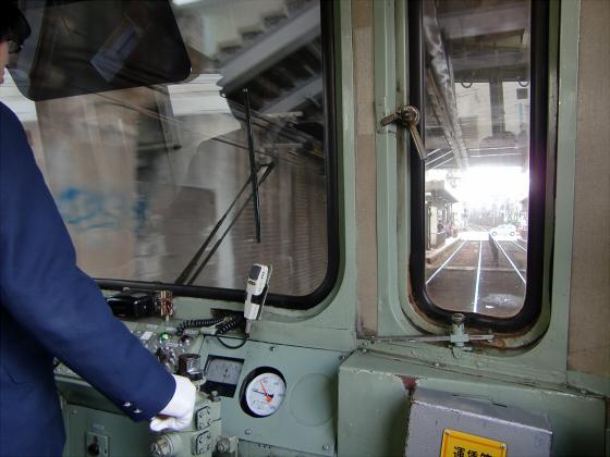 阪堺電車走行中05