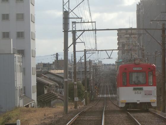 阪堺電車走行中06