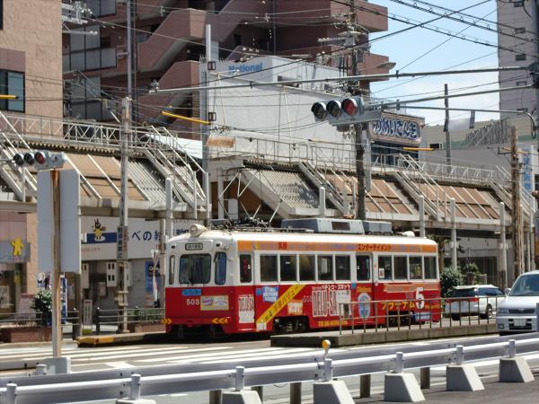 阪堺電車の写真3-01