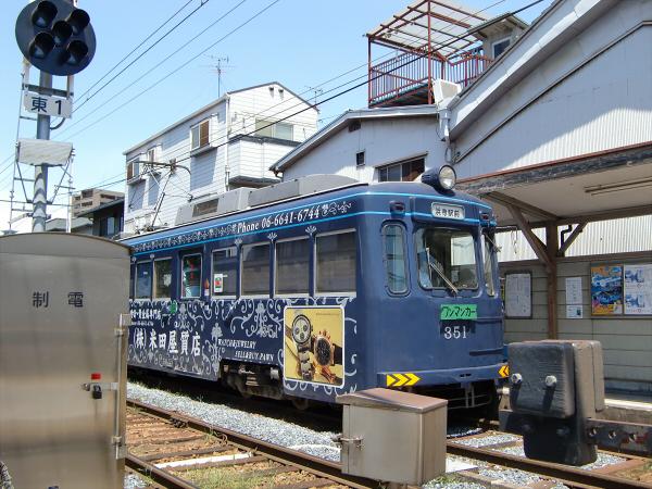 阪堺電車の写真3-04