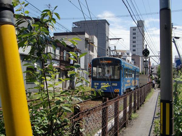 阪堺電車の写真3-07