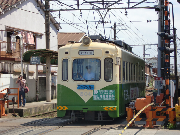 阪堺電車の写真3-08